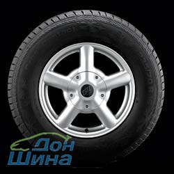 Автошина Continental ContiCrossContact Winter 235/70 R16 T